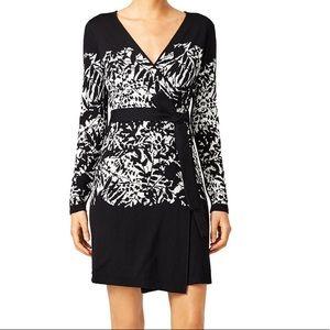 Diane Von Furstenberg Leandra Wool Dress